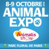 Animaux- Salon Animal Expo 8 & 9 oct 2016 – Invitations à gagner