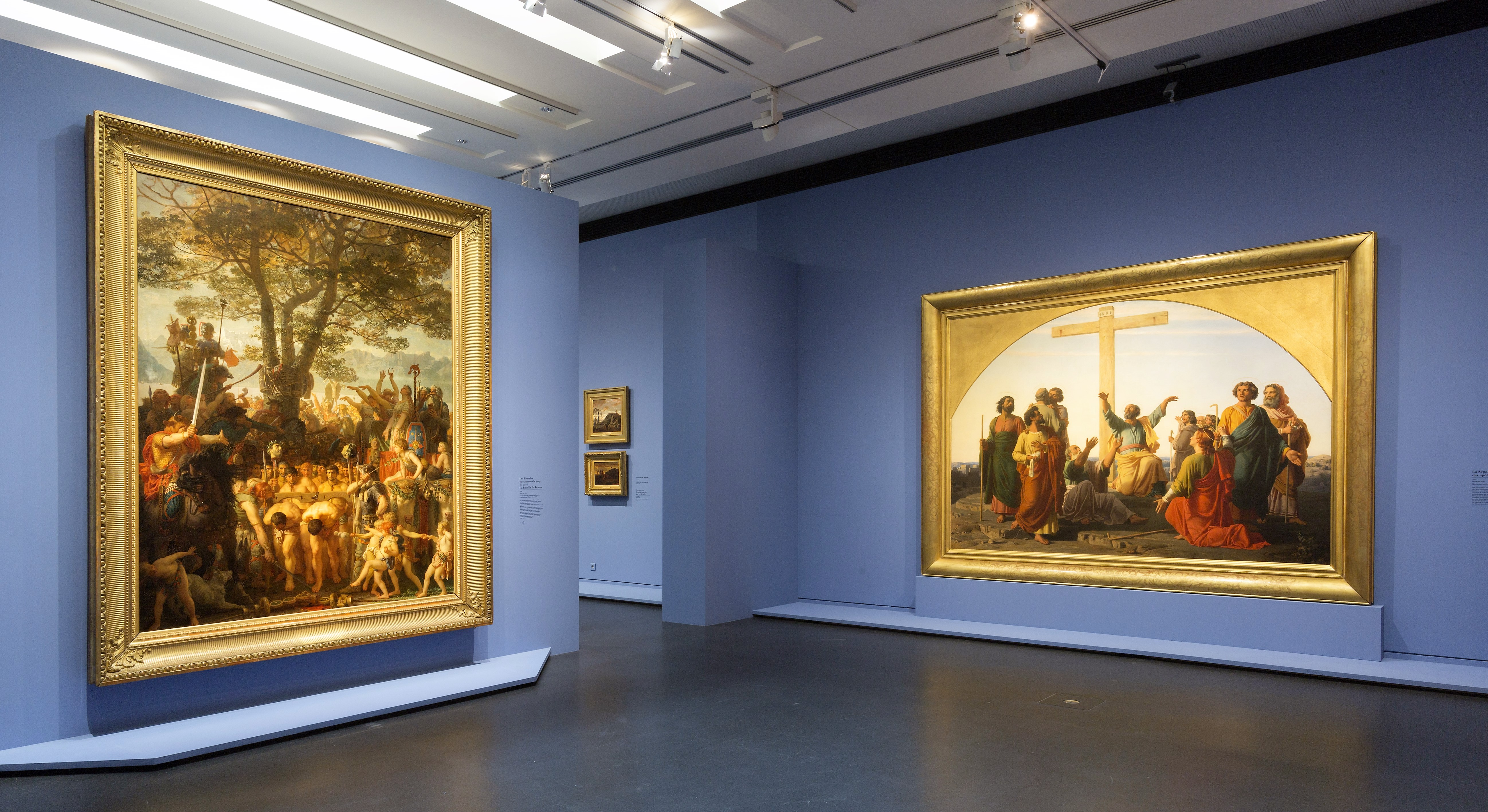 Exposition charles gleyre mus e d 39 orsay romain paris - Musee d orsay expo ...