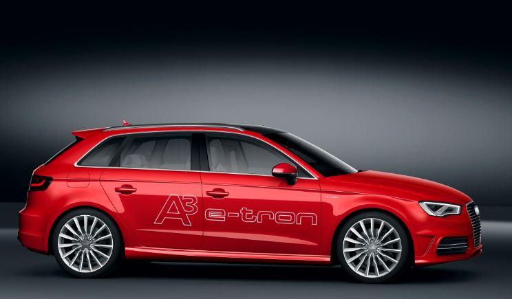 Audi A 3 e-tron