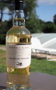 Banyuls Vin Blanc Cellier des Templiers Fontaulé 2014