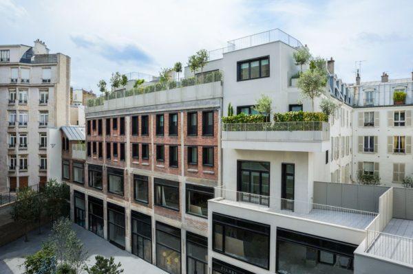 Beaupassage centre commercial Paris Inauguration 25 août 2018