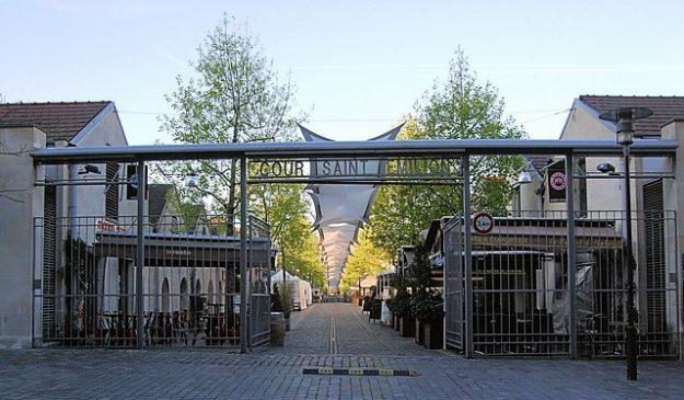 Bercy Village Paris - Photo Jim Linwood via Flinkr
