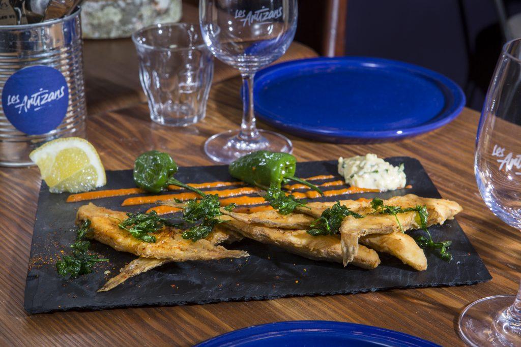 Les Artizans restaurant à Paris
