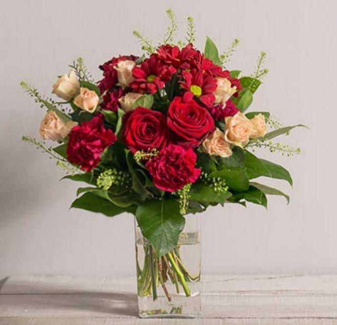 Offrir des fleurs un homme f te des p res romain paris for Bouquet de fleurs pour un homme