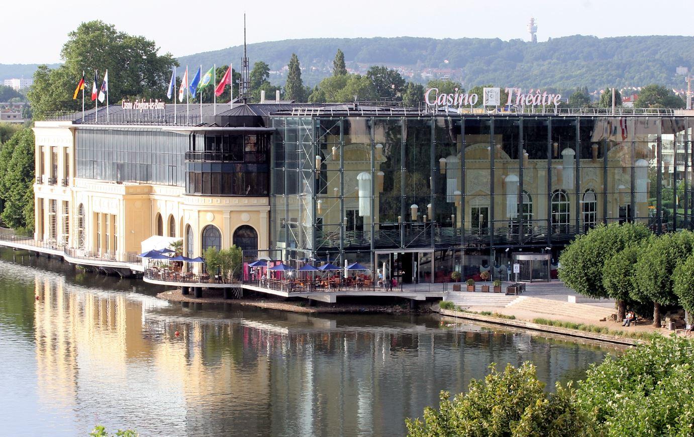Restaurants casino enghien les bains