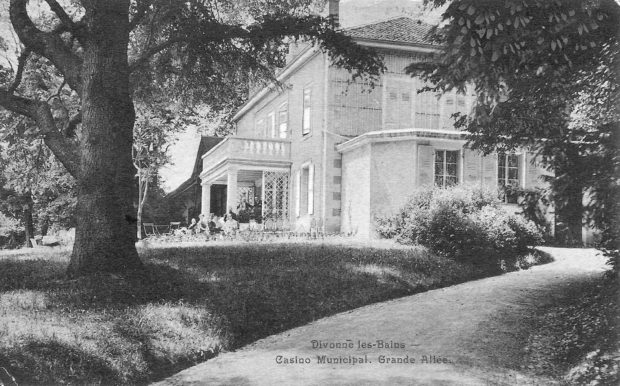 Casino de Divonne les Bain 1907