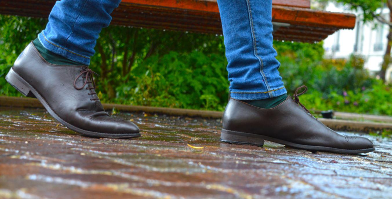 Chaussures de ville homme Bexley - Photo Sad Kha 0b3b7f0457c7