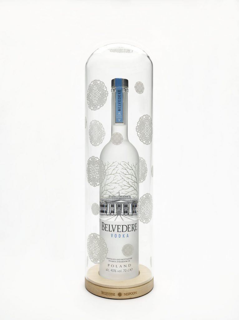 Coffret Belvedere Vodka