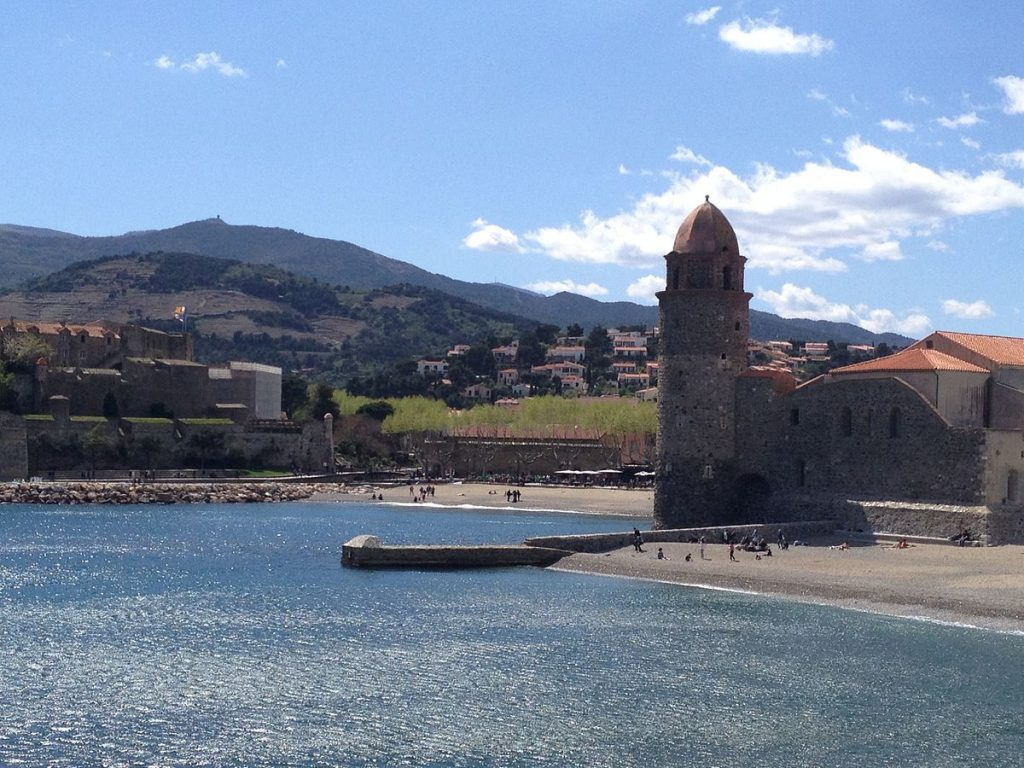 Collioure Photo LaMe88 Wikimedia