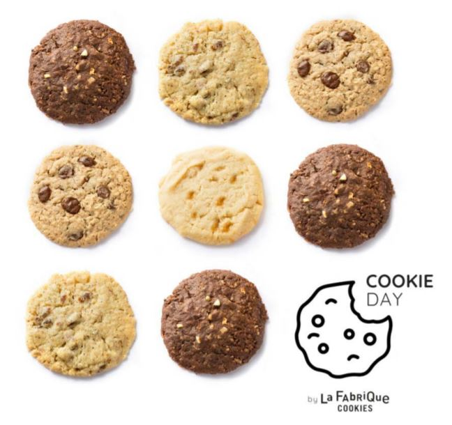 Dégustation gratuite de cookies à Paris - Cookie Day 12 septembre 2018