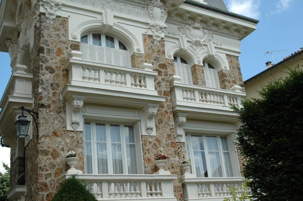 Enghien Les Bains - Maison meuliere