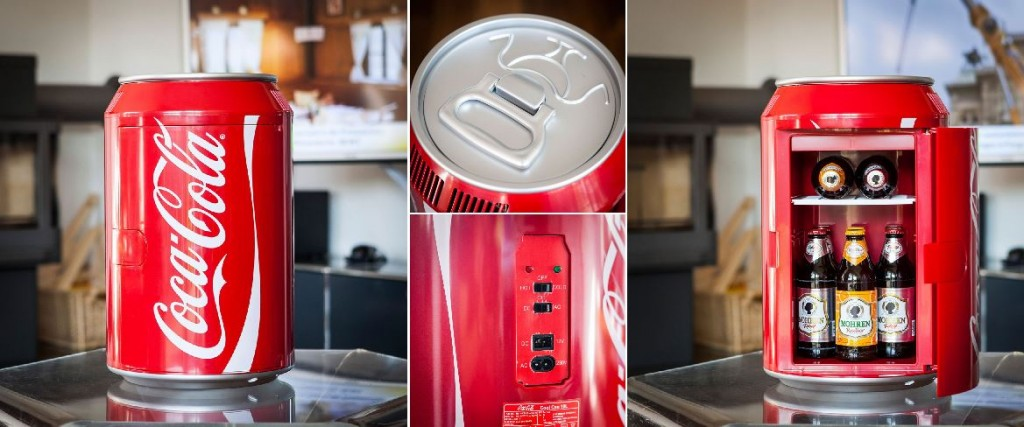 petit frigo coca cola acheter avec comparacile. Black Bedroom Furniture Sets. Home Design Ideas