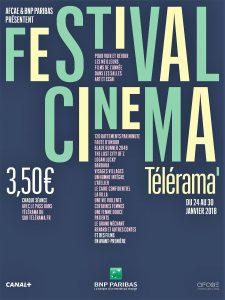 Festival cinéma Télérama pass à gagner