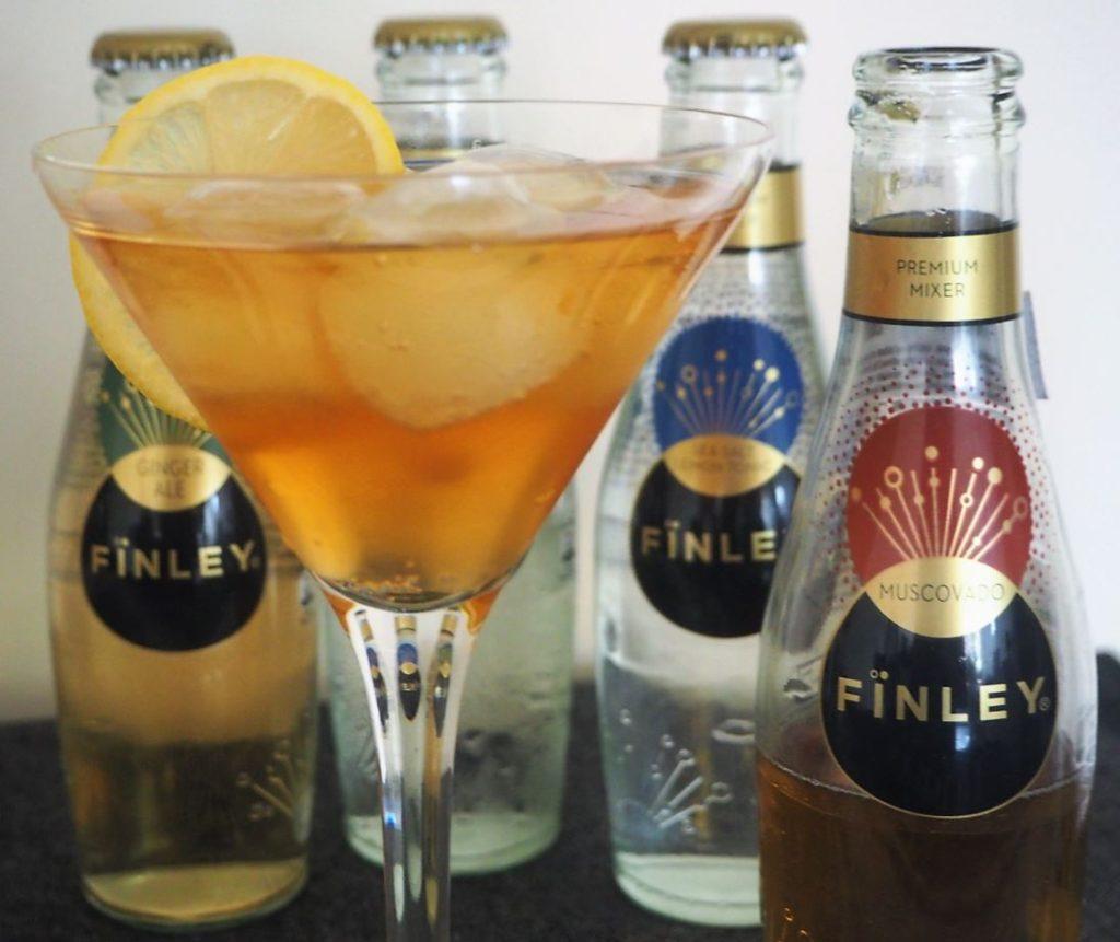 Finley cocktail le bon mix