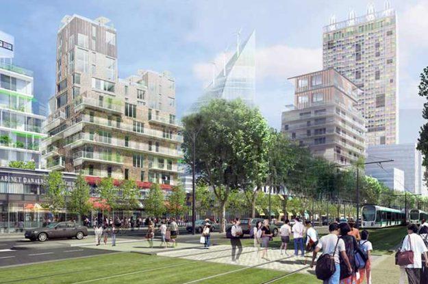 70000 nouveaux logements par an Grand Paris