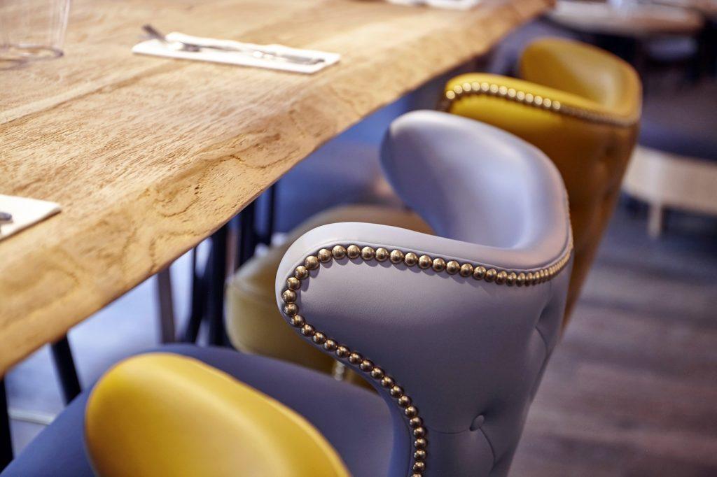 ISTR Restaurant bar à huîtres Paris