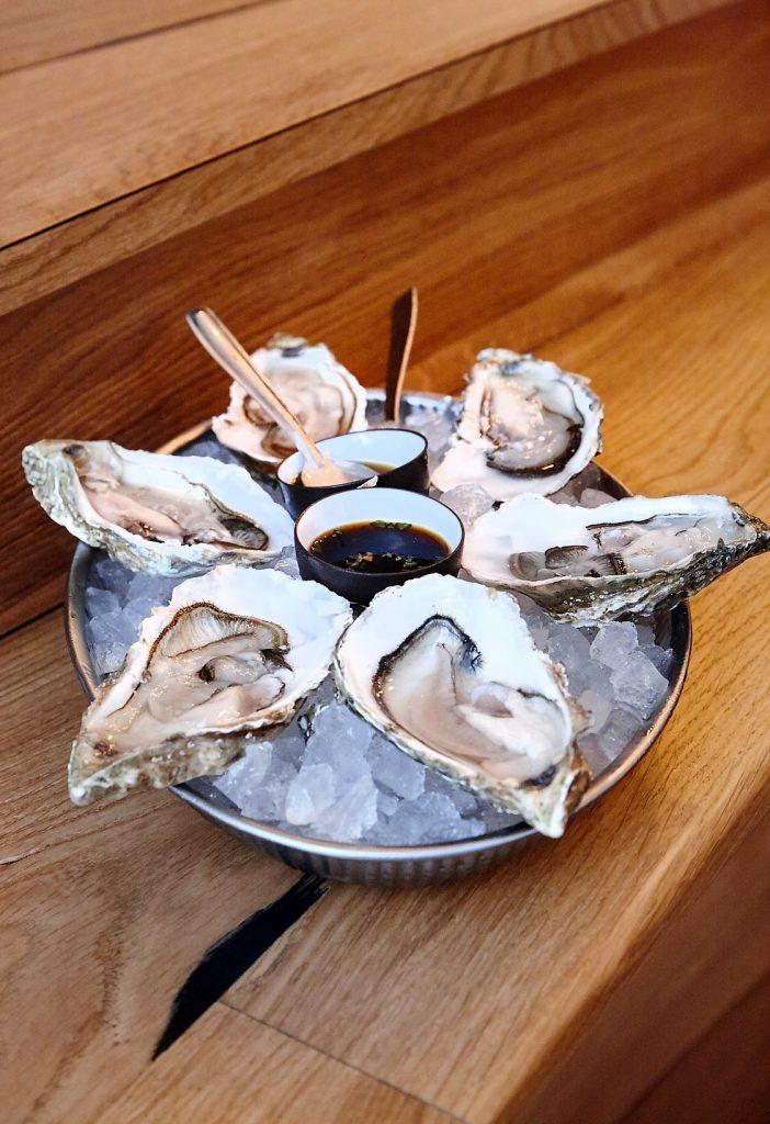 ISTR restaurant bar Paris Oysters huîtres