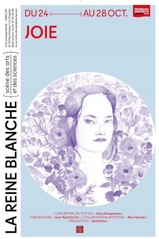 OIE Théâtre de la Reine Blanche Paris