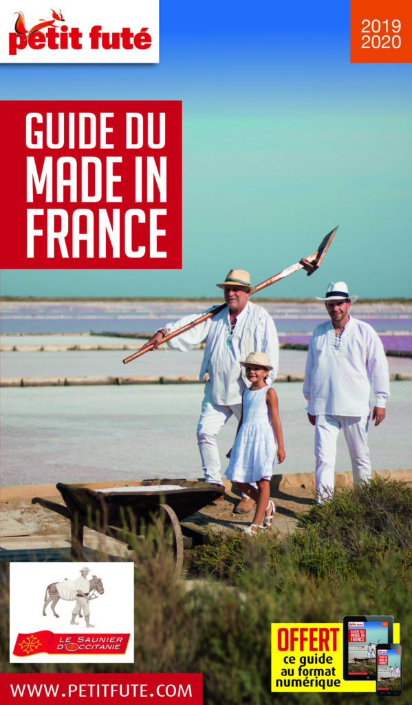Livre Guide du Made In France Le Petit Futé 2019 2020