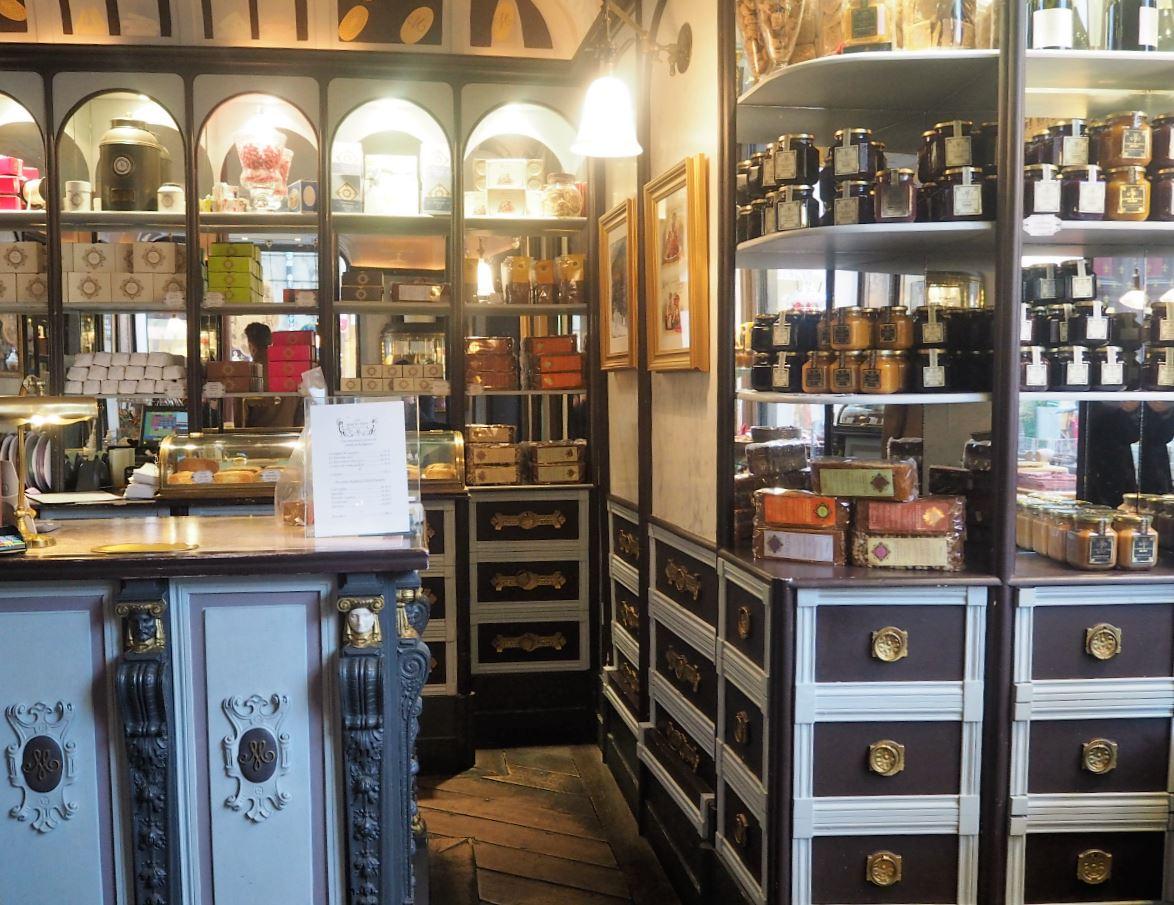 M ert la v ritable gaufre de lille romain paris - La maison du japon paris boutique ...