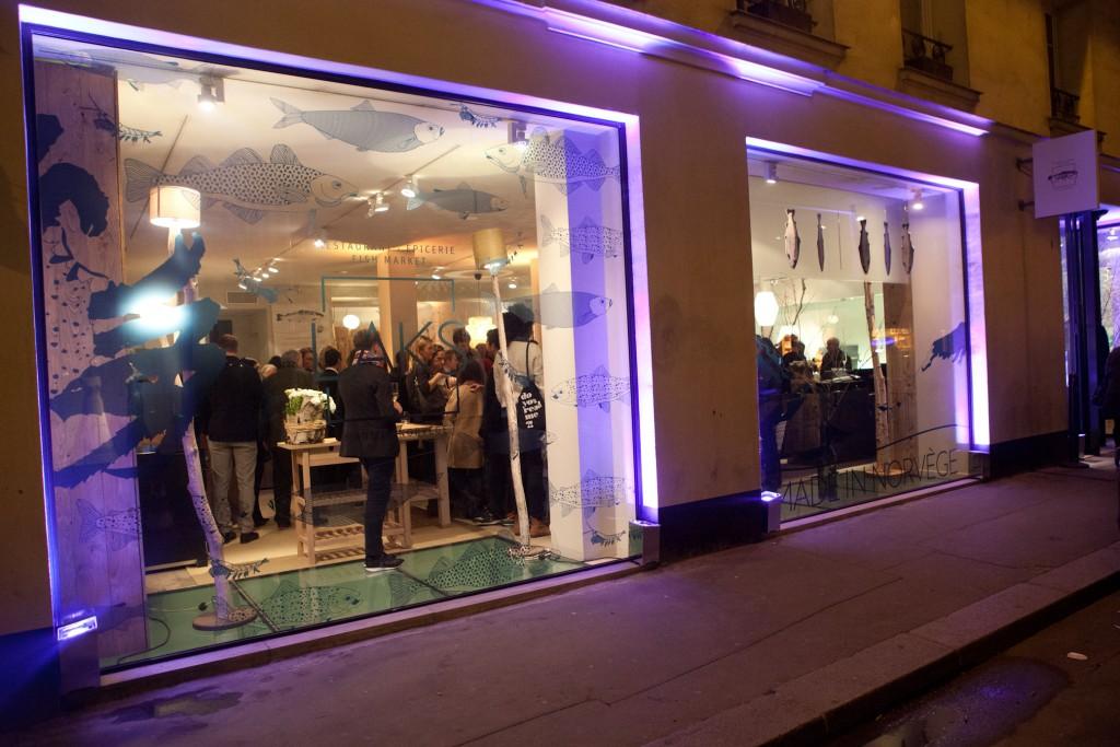 Restaurant Norv Ef Bf Bdgien  Ef Bf Bd Paris