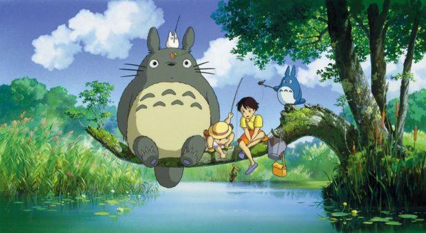 Mon voisin Totoro 30 ans