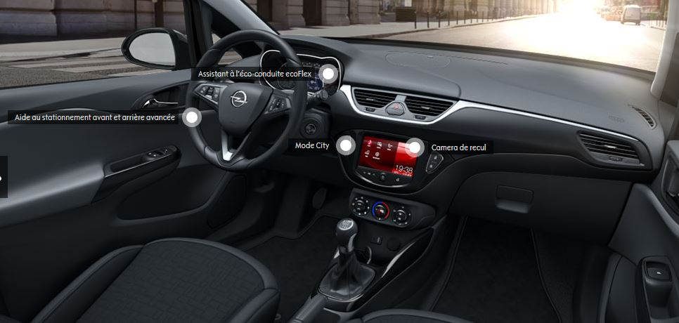 Oh le nouveau oh opel romain paris for Interieur d un couvent streaming