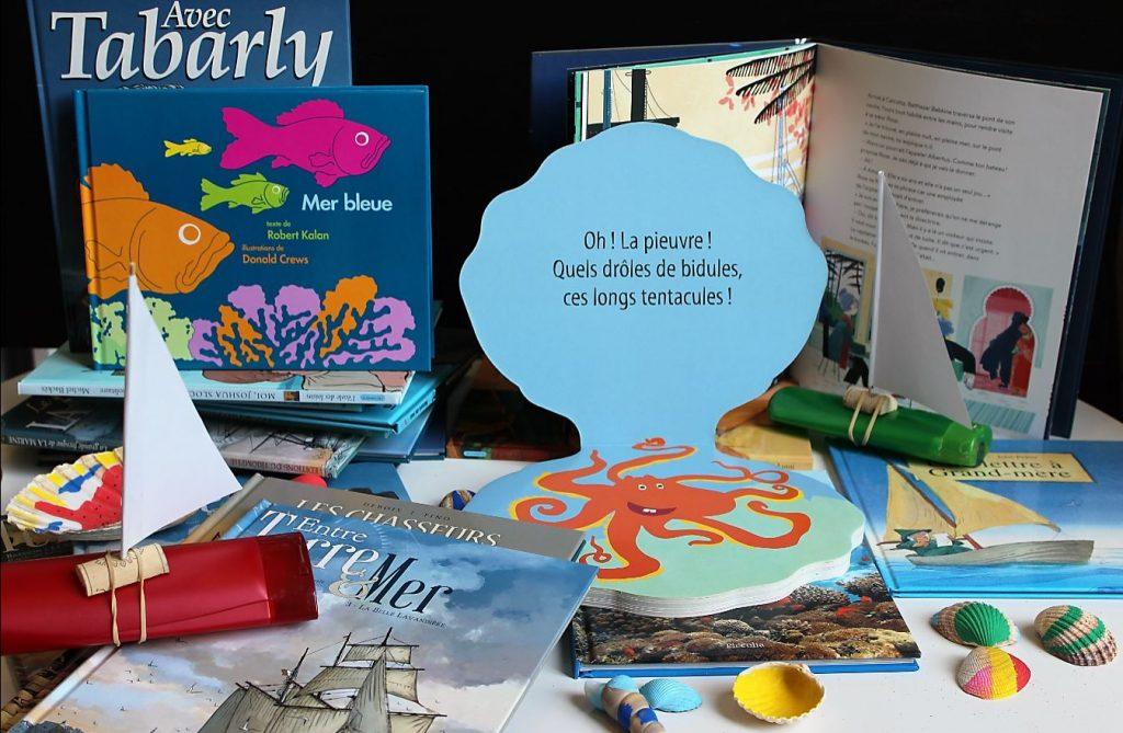 Paris Plages Des livres, des marins, espace détente