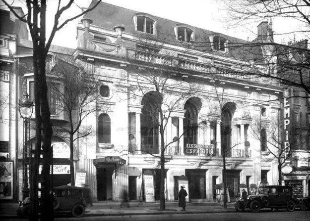 Paris Théâtre de l'Empire