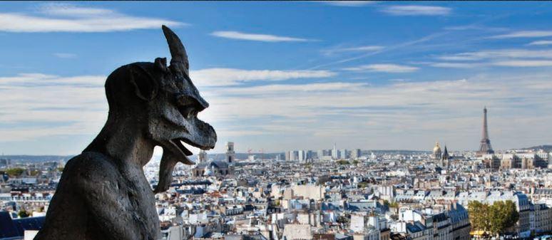 Paris story Notre Dame de Paris, Tour Eiffel