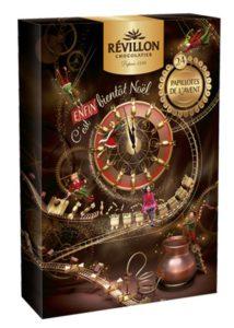 Revillon Chocolats Calendrier de l'Avent