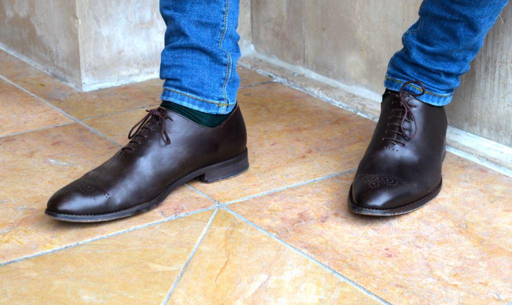 fb37b13919a ... Rihelieus Bexley Chaussures cuir de ville pour homme