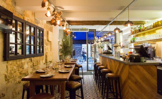Rue Montorgeuil Paris Les Artizans Bistronomie