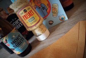 Sauce frites belge Frisket et bière Mort Subite