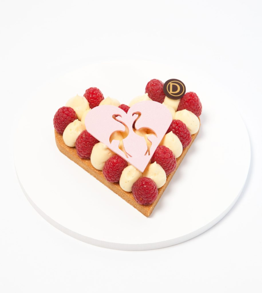 TARTE Flamour Saint-Valentin 2018 DALLOYAU