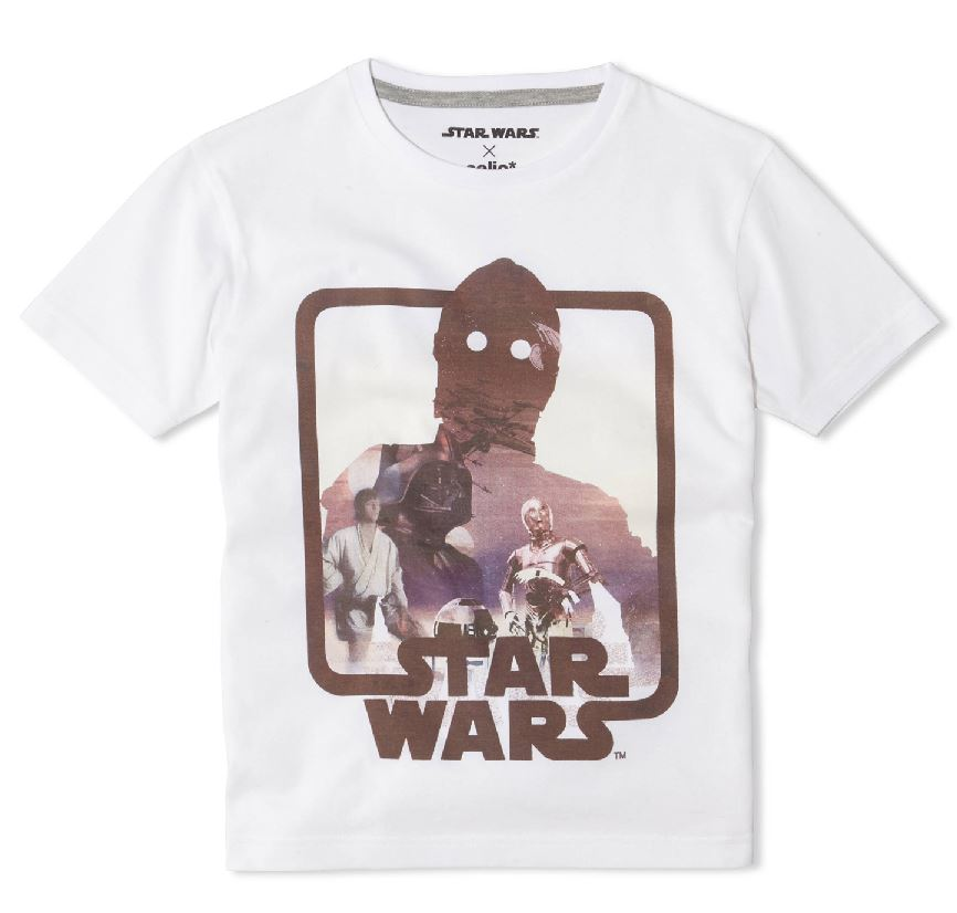tee shirt fils celio star wars lberobot romain paris. Black Bedroom Furniture Sets. Home Design Ideas