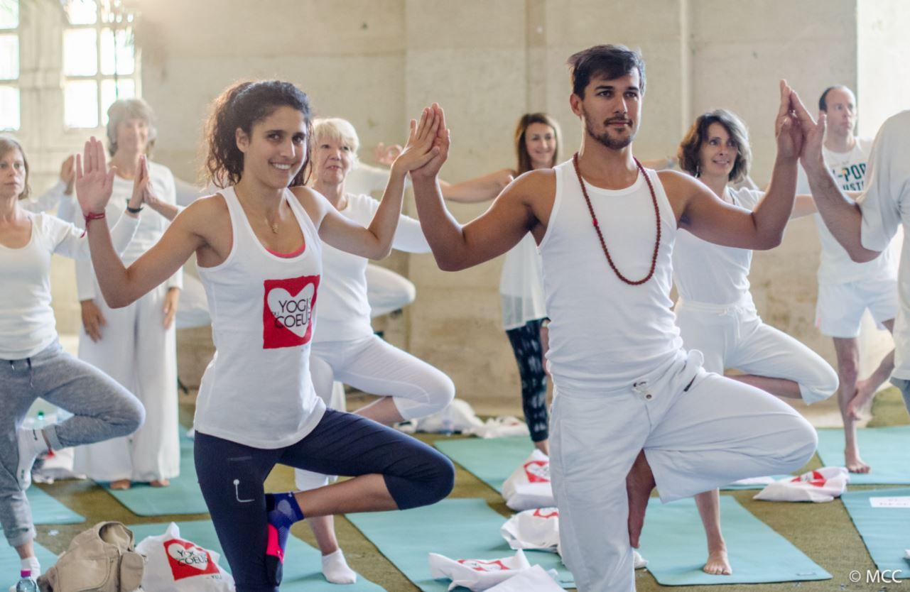 Les yogis du coeur au grand palais 9 octobre romain paris - Lieu exceptionnel paris ...