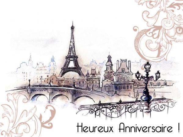 Anniversaire Blog - 4 Ans - Merci U00e0 Vous ! | Romain-Paris