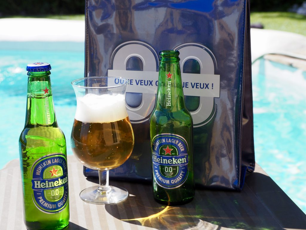 Heineken 0.0 blonde 0 % alcool
