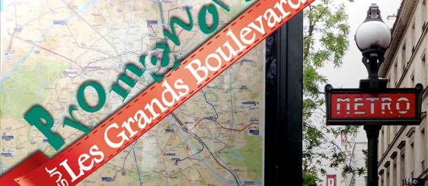 Paris : Visite des Grands Boulevards