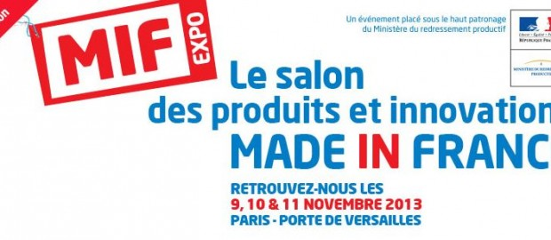 Paris : Salon des produits Made in France – Porte de Versailles