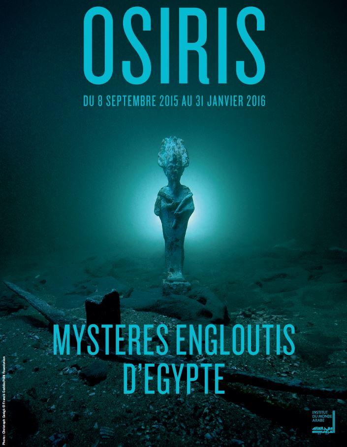 exposition osiris myst res engloutis egypte romain paris. Black Bedroom Furniture Sets. Home Design Ideas